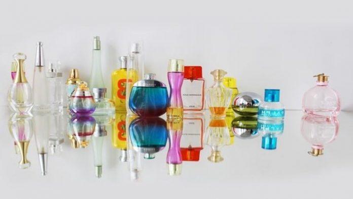 perfumes-en-venta-en-perfumería-en-Madrid